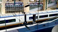 Let's go to London (Grained'Acacia) Tags: london eurostar londres