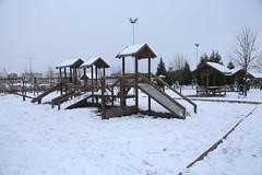 Çayırova'dan Kar Manzaraları 10