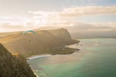 Andrew_Zoechbauer_FirstFlightMPUNewYear_DSC09054 (azoech) Tags: hawaii paragliding makapuu