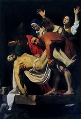 Caravaggio, Deposition, c. 1600-04