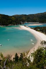 Torrent Bay (MaryzLemieux) Tags: newzealand nationalpark hiking solo abel tasman greatwalks