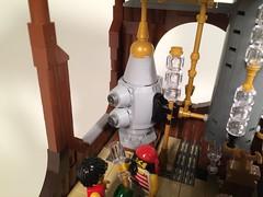 Distillery apparatus (Vedauwoo) Tags: sea brick lego shed pirate rats yuri rum bastion distillery seas bobs moc brethren zubarev cowlug