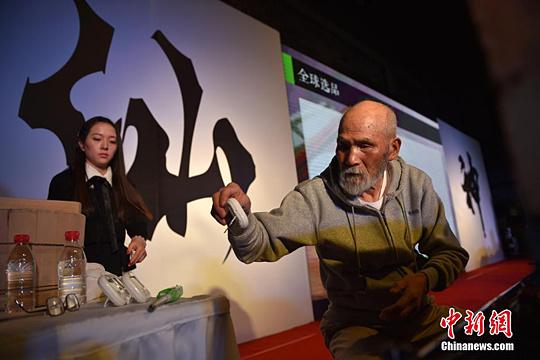 """日本86岁老人潜心煮米饭50余年 被称""""煮饭仙人""""(图)"""