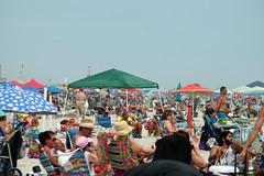 Full Beach (Brundlefly85) Tags: ocean summer sexy beach beautiful hotel us sand nj sunny atlantic boardwalk wildwood pinup summers 2015