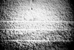 Snow Covered Steps (PEEJ0E) Tags: winter snow black stairs backyard steps covered whit 303