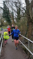 20160213_091739 (AnthonyLester229) Tags: cold wet grey woods running tonbridge parkrun event115 tailrunning 13february2016