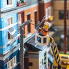 Electrical service relocation process (ChitownBrick) Tags: pictures chicago macro closeup toy toys photography 50mm photo illinois bucket construction alley nikon backalley power lego photos picture sigma pic scene powerlines photographs photograph citylights legos upclose electrician macrophoto chicagoillinois macrolens nikonphotos macrophotography buckettruck sigma50mm legoworld d90 macrophotos sigmalens 50mmlens toyphoto toyphotography legotown legocity toyworld macropictures macropicture macrophotograph nikonpictures nikonphotography nikond90 macropic nikonphoto electricalservice toyphotos constructionscene nikonpics toyshot macrophotographs legopics toyphotograph legophotography legopicture legophoto nikonphotograph nikonpicture legopictures legoshot legopic legophotograph toyphotographs legocapture legophotographs