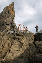 Grottes de Jobourg-14 (Gwenn Dubourthoumieu) Tags: france nature normandie geo ecologie environement crapahut grottesdejobourg