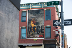 Vice | HBO (Colossal Media) Tags: nyc house brooklyn advertising kent tv media outdoor ale vice williamsburg ooh handpaint hbo colossal tvmovie outdooradvertising colossalmedia b174 skyhighmurals alwayshandpaint