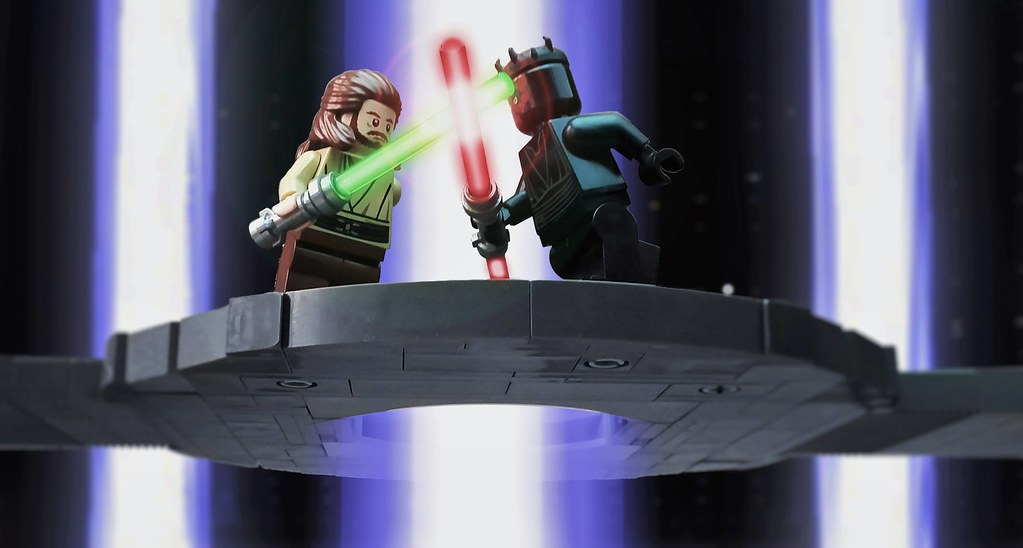 duel on naboo lego instructions