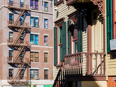 NYC 2015 01415 (Sebas Adrover) Tags: street city nyc usa newyork color fall canon us arquitectura manhattan ciudad powershot otoo estadosunidos nuevayork tardor eeuu 2015 g15
