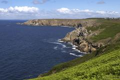 Pointe du Castelmeur (Ytierny) Tags: mer france horizontal bretagne cte pointe finistre castelmeur granit littoral bretonne rcif iroise cornouaille ytierny