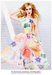 Emperis Doll Estelle (Michaela Unbehau Photography) Tags: summer mannequin nova photography spring model doll dolls fotografie dress resort fu mode fashiondoll michaela estelle puppe emperis unbehau