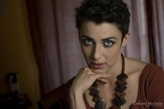 January, 2016 (stefano.michelin) Tags: beauty hair donna eyes view occhi ritratto bellezza ragazza portr azzurri
