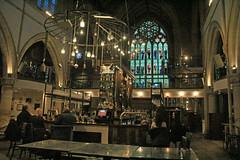 GOING TO CHURCH (fenaybridge) Tags: nottingham church beer pub piano pitcher camra realale pitcherpiano