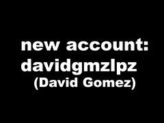 New account! Follow me! (davidgomezlopez) Tags: new canon photography account 70d