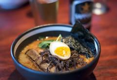 Ramen (acase1968) Tags: parlor san mateo tonkotsu white pork ラーメン egg nikon d750 nikkor 50mm f18g らーめん food porn foodporn bowl ラーメンパーラー al case