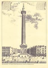 The Monument City of London built between 1671 & 1677. (Ledlon89) Tags: london cityoflondon themonument greatfireoflondon oldlondon