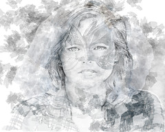 woman portrait (Poli Maurizio) Tags: ocean sea portrait sky blackandwhite bw italy woman baby sun snow man color celebrity art water girl beauty female clouds digital pencil watercolor hair landscape grey design sketch fantastic bed artwork model artist outdoor drawing background fine indoor occhi fantasy hollywood actress actor sicily environment freehand concept dibujos technique chiaroscuro ritratto matita disegno barocco coloredpencil facebook linkedin conceptart digitalportrait schizzo illustrazione pencilportrait naturalism twitter abstractportrait manolibera tumblr drawingportrait atmosferic pinterest instagram bouchac polimaurizio mauriziopoli