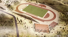 Stadium by mateusz tanski