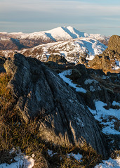 Ben Lomond (Tom_Drysdale) Tags: winter camp snow sunrise march spring frost ben loch venue lomond trossachs katrine 2016 achray venechar