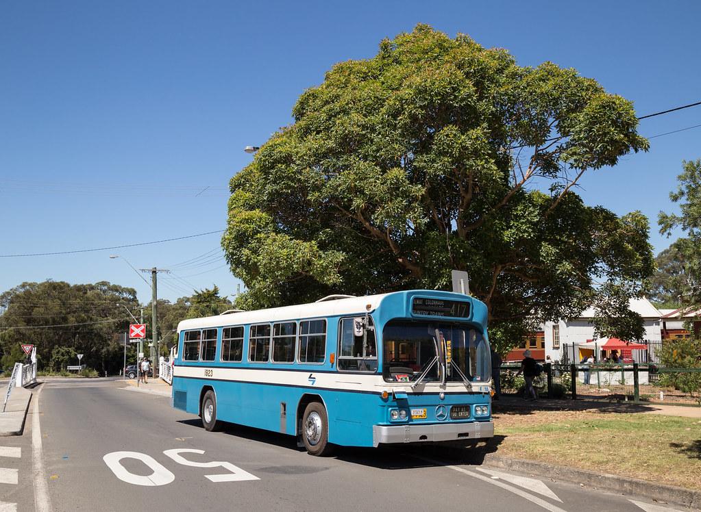 sydney bus 144 - photo#9