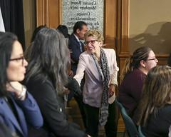 IMG_0932  Premier Kathleen Wynne made an announcement of funding on the Ending Violence Against Indigenous Women Strategy. (Ontario Liberal Caucus) Tags: zimmer aboriginal indigenous meilleur violenceagainstwomen indigenouswomen jaczek maccharles svhap