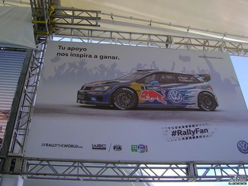 WRC Rally Guanajuato México 2016 - Sábado 5 de marzo - Rally Campus 002