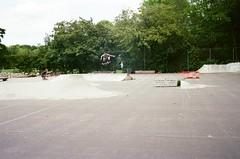 Zack - lofter (Such_Luck) Tags: film 35mm lca skateboarding zack farecard lom suchluck