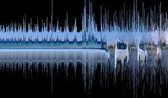 HM Verticality 2015 (METAHINGAQ) Tags: distortion flash digitalart sound waveform actionscript generativeart codedart