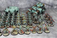 SoH3 032016 (Celsork) Tags: army horus warhammer 30k legion heresy legionary sons preheresy sonsofhorus