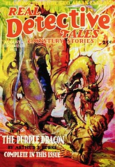 Real Detective Tales Vol. 8, No. 1  (Aug.-Sept., 1925). Cover Art by James Stuart (lhboudreau) Tags: mystery magazine dragon coverart crime pulp magazines pulpmagazine 1925 pulpcover crimes magazineart magazinecover detective magazinecovers pulpmagazinecovers colorart purpledragon pulps pulpcovers vintagemagazine detectivestories vintagemagazines pulpart pulpmagazines jamesstuart pulpmagazinecover georgeengland detectivetales realdetective arthurjburks vintagepulpmagazine mysterystories thepurpledragon vintagepulpmagazines arthurburks realdetectivetales flashingdeath geoallanengland volume8number1