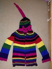 #lanartus #brando #rainbow Regebbogenjacke (maddymilimani) Tags: rainbow brando lanartus
