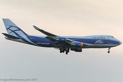 VQ-BHE - 2008 build Boeing B747-4KZF SCD, inbound to Runway 34L at Narita at dusk (egcc) Tags: tokyo cargo boeing ru narita freighter b747 nrt lightroom abw 1411 b747400 b744 36784 rjaa airbridgecargo b747f b744f b7474kzfscd b7474kzf oocbc n384nc vqbhe