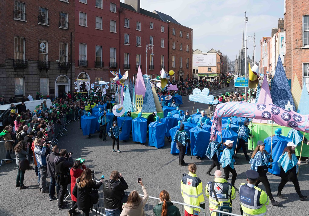 DIT - THE FUTURE IS PRESENT [ST.PATRICK'S DAY PARADE 2016]-112268