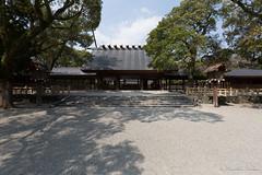 Atsuta Jingu Shrine (Masahiko Futami) Tags: history nature japan architecture canon landscape spring culture nagoya   aichi          atsutashrine eos5dmarkiii