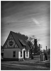 When Gas was Cheap (f4fwildcat...Tom Andrews Photography) Tags: 1930s gasstation kansas roadside texaco weir oldtime oilcan f4fwildcat southeastkansas tomandrewsphotography