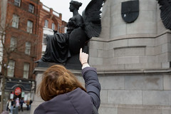 "Monument Walk along O'Connell Street Meridian on Sunday March 13th <a style=""margin-left:10px; font-size:0.8em;"" href=""http://www.flickr.com/photos/94480569@N05/25863702862/"" target=""_blank"">@flickr</a>"