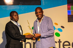 Microsoft Innovation Awards Winner in the Environment category is NEWEDGE Technologies