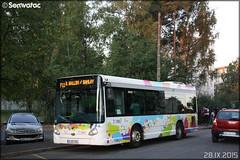 Heuliez Bus GX 127 - Kolis Nevers / Tano n42 (Semvatac) Tags: bus photo mtro 11 p transportencommun tramway nevers nivre heuliezbus gx127 semvatac kolisnevers tano cg857qk boulevardsaintexupry arrtbanlay