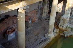 Termas romanas en Bath. IMGP6129 (Rafael Jimnez) Tags: bath bathengland bathinglaterra termas imperioromano