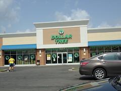 Dollar Tree #3157 Newport, TN (COOLCAT433) Tags: tree tn newport dollar 3157