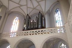 German church organ (quinet) Tags: germany organ organe orgel 2012 castleroad burgenstrase