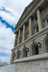 Luzerne County Courthouse (Brad Clinesmith) Tags: downtown pennsylvania nepa wilkesbarre