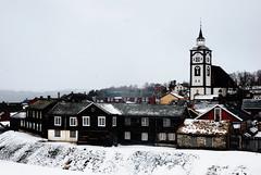 Rros view (MikyAgo) Tags: cold ice norway nikon mine mines freddo rros norvegia miniere ghiaccio 2016 roros miniera d80 mikyago