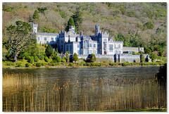Kylemore Abbey Irlande (P.LeToq) Tags: lake abbey lac irland irlande abbaye kylemore