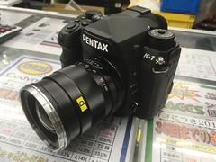 IMG_0251 (digitalbear) Tags: camera apple japan lumix tokyo google pentax panasonic nakano roppongi k1 fujiya mark2 gx7 iphonese