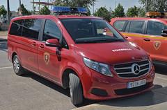 Bomberos Diputacin de Zaragoza (v.p.c) Tags: rescue del de mercedes benz zaragoza 1021 feuerwehr bomberos firefighters fuoco bombers vito pompiers v200 vigili diputacin