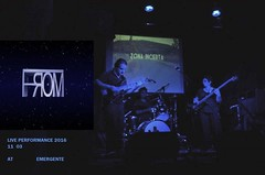 FROM POWER TRIO LIVE MARZO 2016 (ALEJANDRO MINIACI GUITAR LOOPS) Tags: from frompowertrio fuerzainterna alejandrominiaci alejandrominiaciguitarloops pablotiscornia emergentebar 2016 power powertriofrom visual audiovisual instrumental industrial tiscornia coral miniaci miniaciloops music band performance live loops nst newstandardtuning sumaiadaher daher sumaia