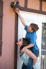 Team Work (Stuart Borrett) Tags: california family mountains kids easter team egg bigbear cooperation teamwork egghunt springbreak2016